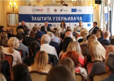 Konferencija o zaštiti uzbunjivača na centralnom i lokalnom nivou